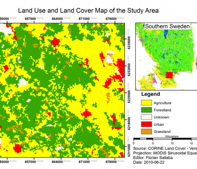 Land-use-and-land-cover
